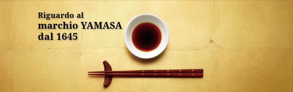 About YAMASA BRAND Since 1645